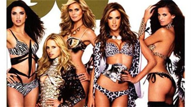Victoria's Secret melekleri birarada!